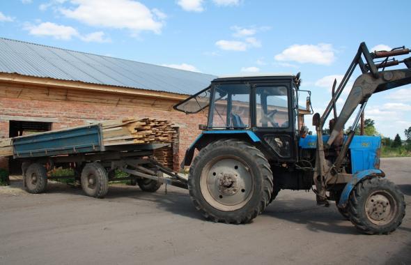 Трактор 82 аренда